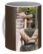 On The Ropes Coffee Mug