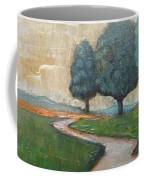 On The Rural Road Coffee Mug