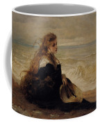 On The Seashore Coffee Mug