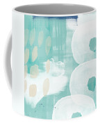 On The Shore- Abstract Painting Coffee Mug