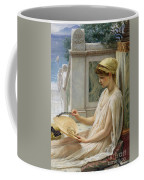 On The Terrace Coffee Mug