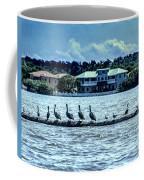 On The Water Coffee Mug