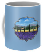 On The Way To Roussillon Coffee Mug by Anastasiya Malakhova
