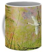 On The Wing Coffee Mug by Belinda Greb