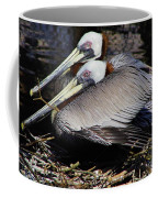 On Their Nest Coffee Mug