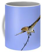 On To The Nest Coffee Mug