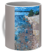 On Traverse Bay Coffee Mug