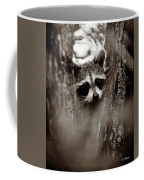 On Watch - Sepia Coffee Mug
