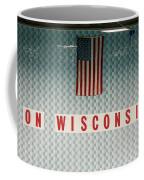 On Wisconsin  Coffee Mug