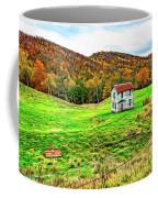 Once Upon A Mountainside 2 - Paint Coffee Mug