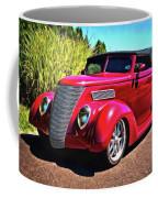 One Cool 1937 Ford Roadster Coffee Mug