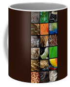 One Day At The Zoo Coffee Mug by Michelle Calkins