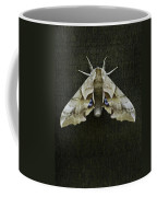 One Eyed Sphinx Moth Coffee Mug