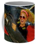 One Fast Girl Coffee Mug