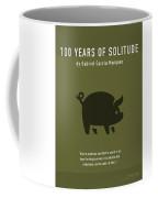 One Hundred Years Of Solitude Greatest Books Ever Series 012 Coffee Mug