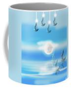 One Moon Light Sea Coffee Mug