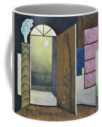 One Moonlit Night- J-16 Coffee Mug