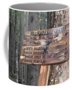 One More Mile Coffee Mug