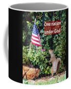 One Nation Under God Coffee Mug
