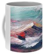 Wave Mountain Coffee Mug
