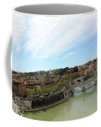 One Of Rome's Bridge Coffee Mug