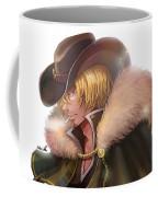 One Piece Coffee Mug