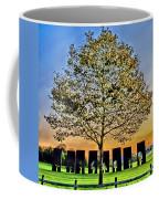 One Positive Eight Negatives Coffee Mug