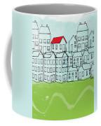 One Red Roof Coffee Mug