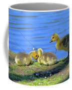 One Up Two Down Coffee Mug