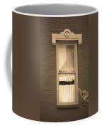 Jonesborough Tennessee - One Window Coffee Mug