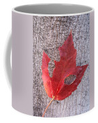 Only One Leaf To Live Coffee Mug