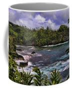 Onomea Bay Hawaii Coffee Mug