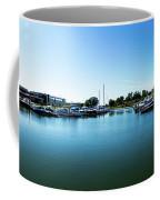 Ontario Beach Park Marina Coffee Mug by William Norton