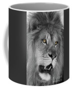Onyo #6  Black And White  T O C Coffee Mug