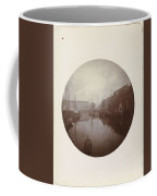 Oostersingel With Aangemeerde Ships In Leeuwarden, Anonymous, 1897 Coffee Mug
