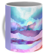 Opal Mountains Coffee Mug