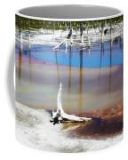 Opalescent Pool Yellowstone Np Coffee Mug