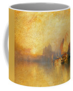 Opalescent Venice Coffee Mug by Thomas Moran