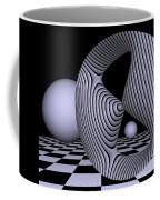 Opart Devil's Curve Coffee Mug