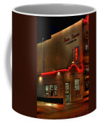 Open All Nite-texas Tavern Coffee Mug