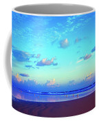 Open Beach Ponce Inlet Atlantic Ocean Coffee Mug