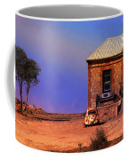 Open For Business Coffee Mug by Holly Kempe