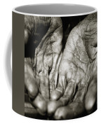 Two Old Hands Coffee Mug