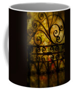 Open Iron Gate Coffee Mug