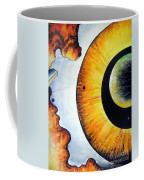 Open Mind. Door To Eternity Coffee Mug