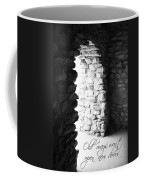 Open New Doors Coffee Mug