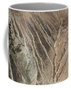 open pit mine Kennecott, copper, gold and silver mine operation Coffee Mug