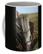 Open Post Coffee Mug by Dylan Punke