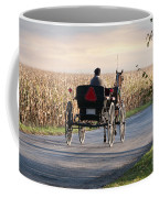 Open Road Open Buggy Coffee Mug by David Arment