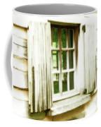Open The Window Coffee Mug